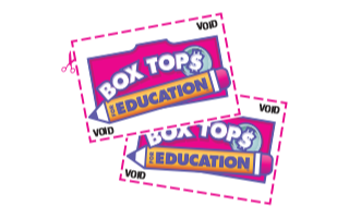 Box Tops for Education Clips