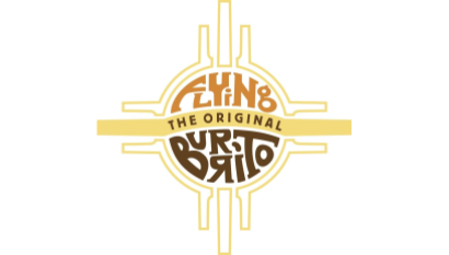 The Original Flying Burrito logo (restaurant)